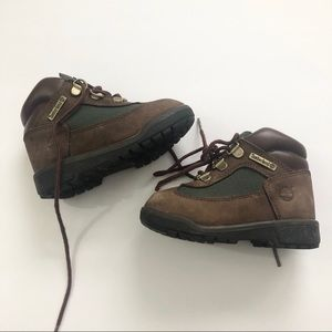 Toddler Boys Timberland Boots Size 7.5
